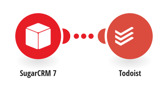 Add new SugarCRM 7 contracts to Todoist as tasks