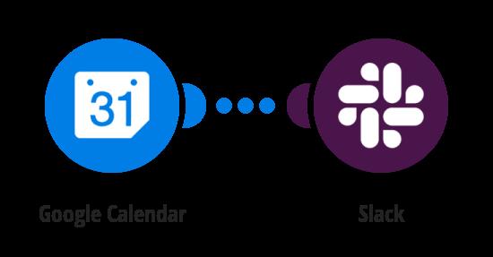 Send Slack messages for cancelled Google Calendar events