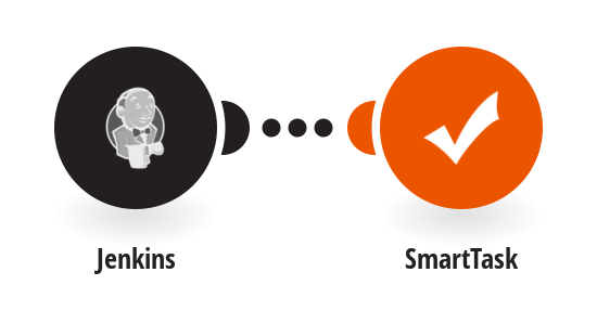 Create new SmartTask task from Jenkins Job Notification