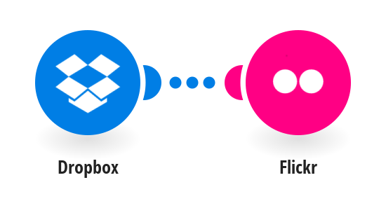Save new Dropbox photos to Flickr