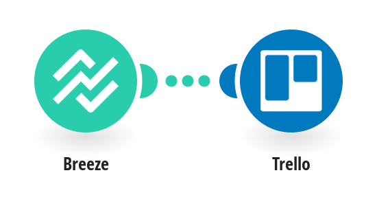 Create Trello cards from new Task in Breeze