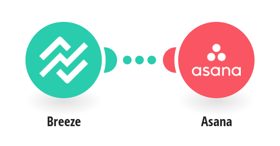 Create Asana tasks for new Task in Breeze