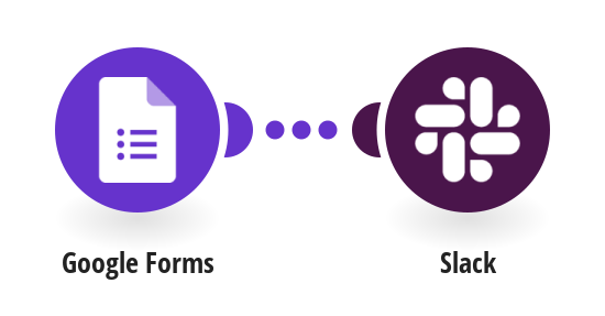 Send a Slack message from a new Google Forms form submission