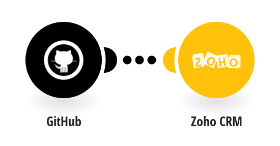 Create Zoho CRM campaigns from new GitHub issues
