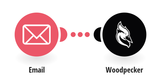 Create a Woodpecker prospect from an Email sender