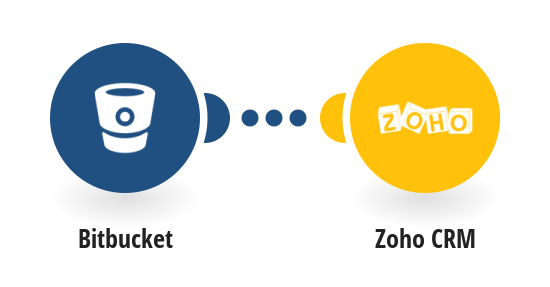 Create new Zoho CRM deals from new Bitbucket issues