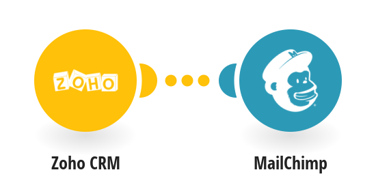 Subscribe new Zoho CRM leads to a Mailchimp list