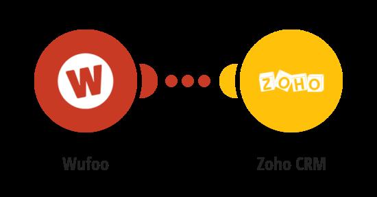 Vytvoření Leads v Zoho CRM z nově vyplněného formuláře ve Wufoo