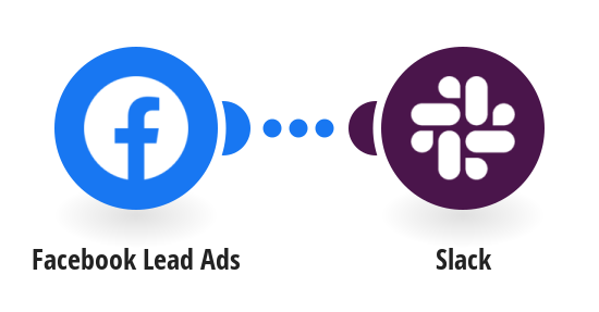 Send a Slack message from a Facebook Lead Ads form submission