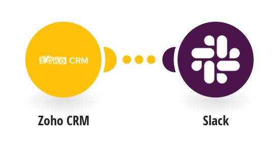Send Slack messages for new Zoho CRM tasks