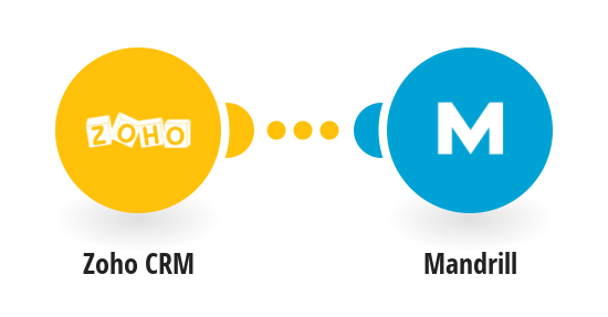 Add new Zoho CRM contacts to your Mandrill whitelist
