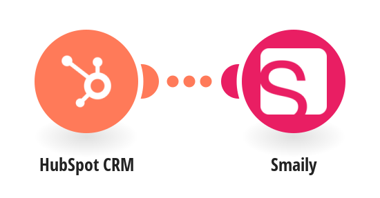 Create or update a Smaily subscriber from a new HubSpot CRM contact