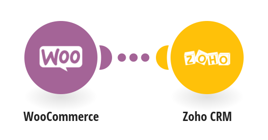 Create Zoho CRM leads from new WooCommerce customers