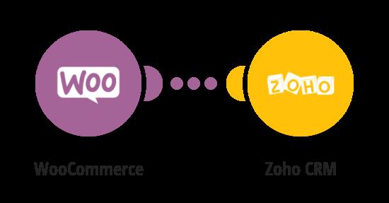 Vytvoření nového Leads v Zoho CRM z nového zákazníka ve WooCommerce