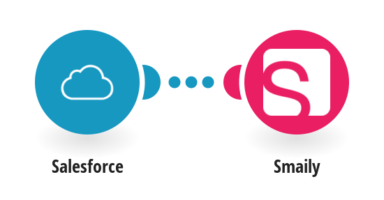 Add contacts from Salesforce to Smaily