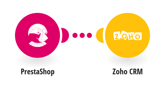 Create Zoho CRM deals from new PrestaShop orders