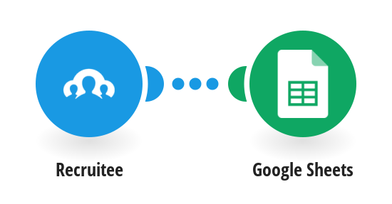Add Google Sheets rows for New Recruitee Candidates