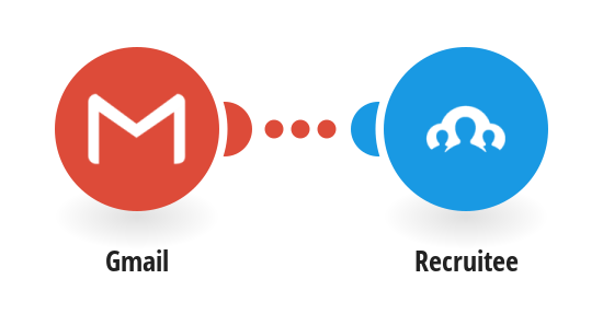 Create Recruitee candidates from Gmail emails