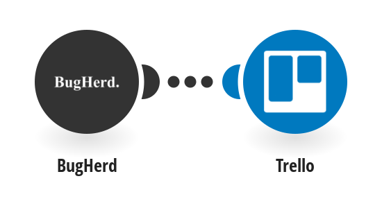Create Trello cards from new BugHerd task