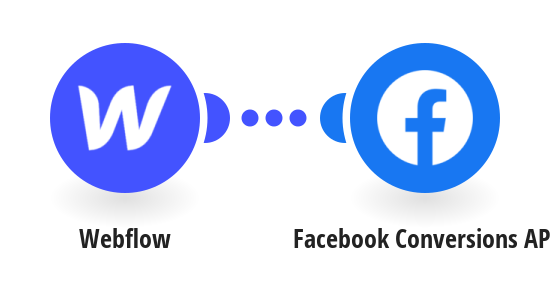 Send new Webflow form submissions to Facebook Conversions API