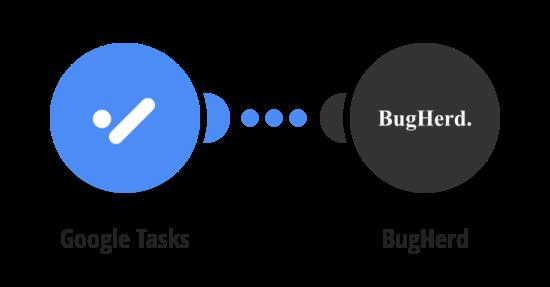 Create BugHerd tasks for new Google Tasks