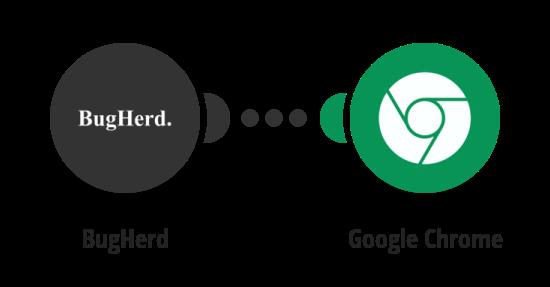 Send Google Chrome notifications for new tasks in BugHerd