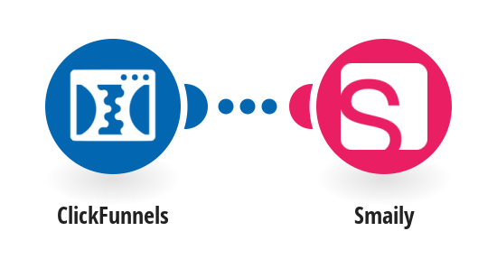 Add new ClickFunnels contacts to Smaily