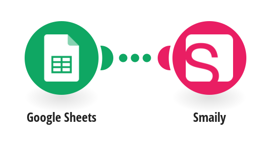 Create Smaily subscriber from new Google Sheets rows