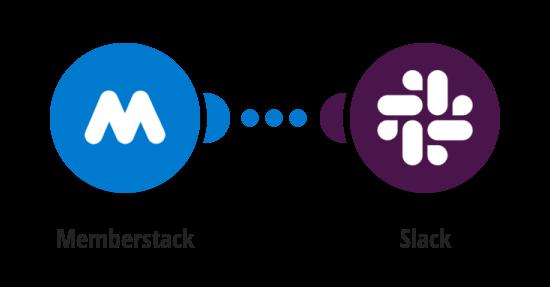Send Slack messages for new membership in the Memberstack