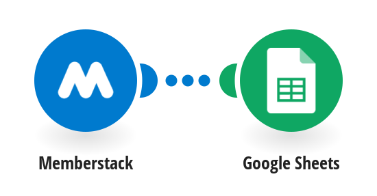 Save Memberships in Memberstack to a Google Sheets spreadsheet