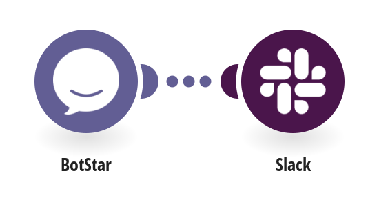 Send new contact request in BotStar like messages in Slack