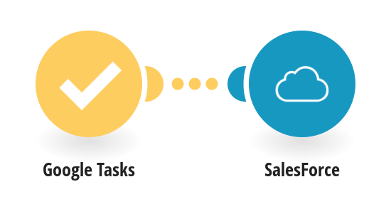 Add new Google Tasks tasks to Salesforce as tasks