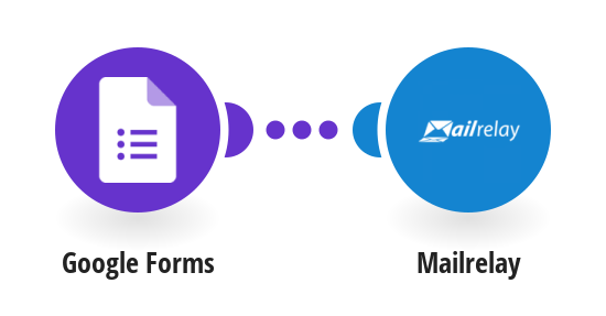 Add Mailrelay subscribers from new Google Forms responses