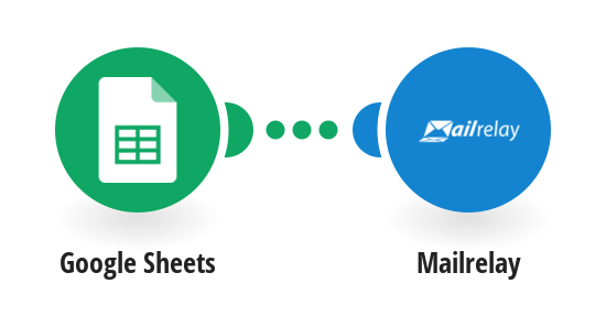 Add new Mailrelay subscribers from new Google Sheets rows