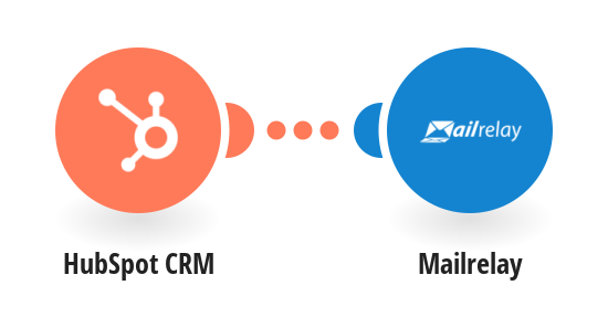 Add new Mailrelay subscribers from HubSpot CRM contacts