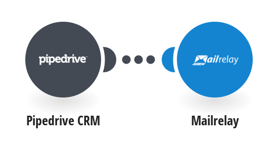Add a new subscriber to Mailrelay from a new deal event in Pipedrive CRM