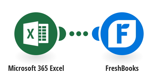 Create FreshBooks clients from new rows in Microsoft 365 Excel