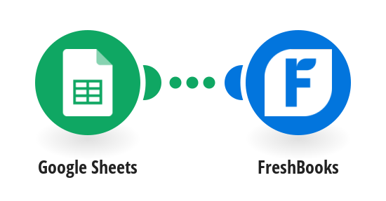 Create FreshBooks items from new rows in Google Sheets