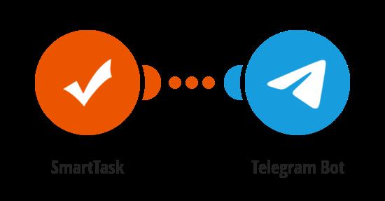 Send Telegram messages for reminders in SmartTask