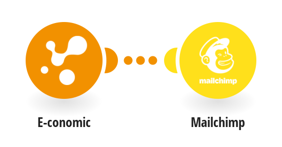 Add new E-conomic customers to a Mailchimp mailing list