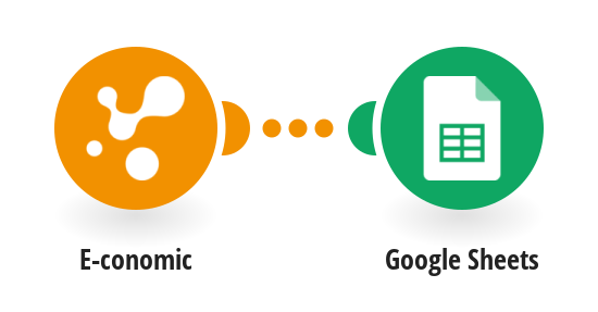 Save new E-conomic customers to a Google Sheets spreadsheet