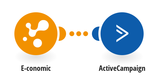 Add new E-conomic customers to ActiveCampaign as contacts