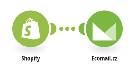 Add new Shopify customers to a Ecomail.cz mailing list