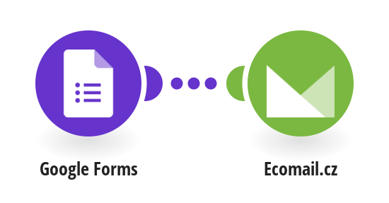 Create Ecomail.cz subscribers from new Google Forms responses
