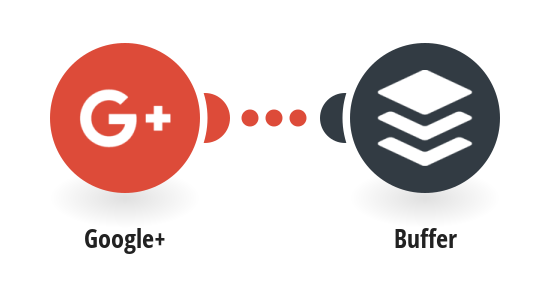 Buffer new Google+ activities