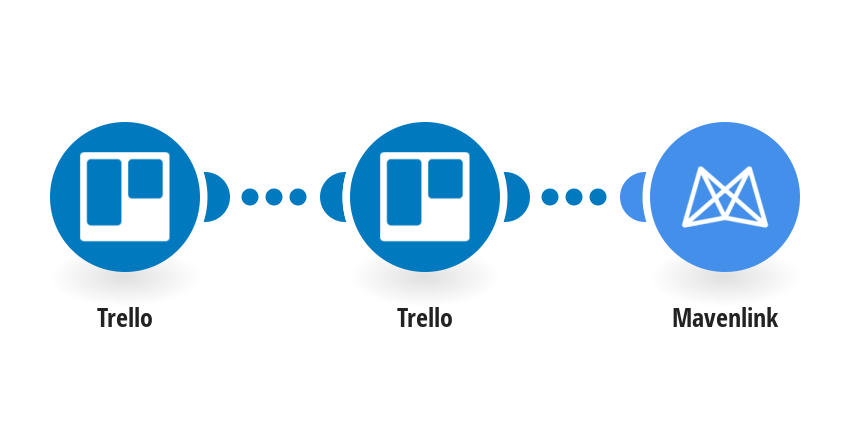 Add new Trello cards to Mavenlink as tasks