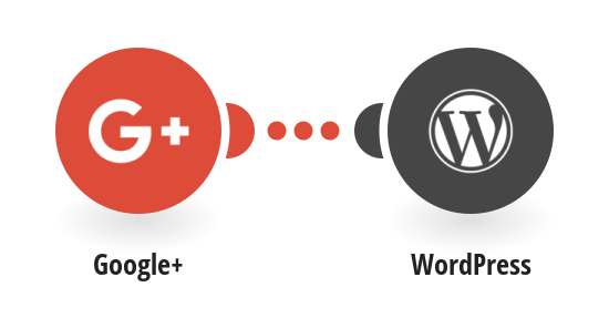 Create WordPress posts from new Google+ activities