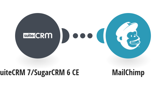 Add new SuiteCRM 7 contacts to Mailchimp as new subscribers