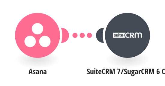 Add new Asana tasks to SuiteCRM 7 as tasks