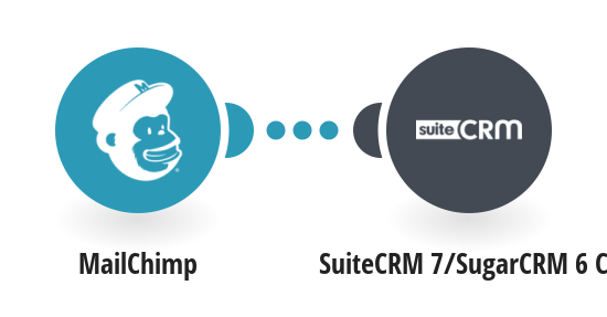 Add new MailChimp subscribers to SuiteCRM 7 as leads